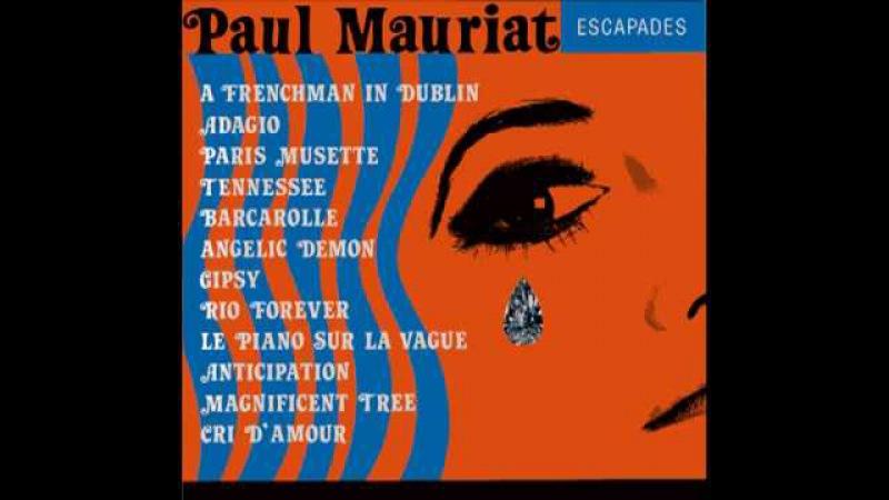 Paul Mauriat LE PIANO SUR LA VAGUE 1996