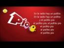 El Pollito Pio Letra De La Canción En Español (Versión Oficial)
