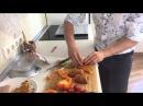 Готовим Куриные рулетики на завтрак на похудании