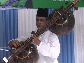 Zahid and Nasir Faridi Desai Rudra Veena Dhrupad Raga Miya Ki Malhar Alap Jod Jhala Gat