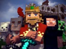 Fallen Kingdom - A Minecraft Parody of Coldplay's Viva la Vida (Music Video) - Part 1