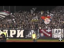 Grobari na Partizan -Vojvodina 02.11.2014