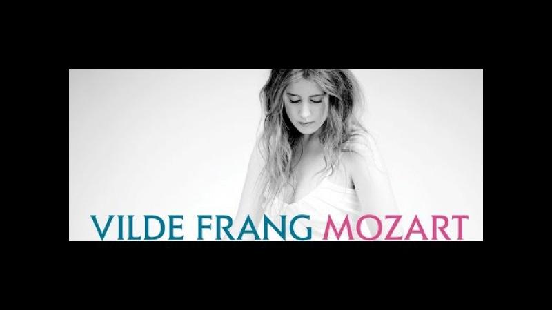 Vilde Frang talks about recording Mozart Violin Concertos