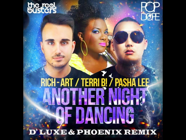 DJ Rich-Art Pasha Lee feat. Terri B! - Another Night Of Dancing (D' Luxe Phoenix Remix) \ Vocal G-House 2015