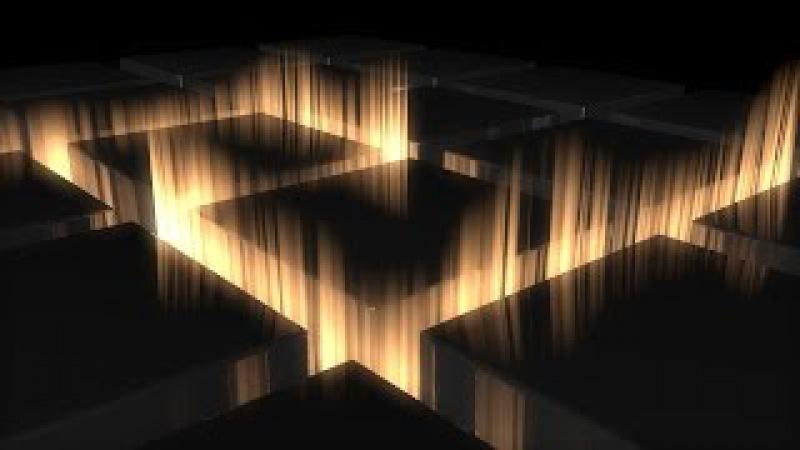 C4D QA 01 - Creating Light Rays in Cinema 4D. [Re-Upload]