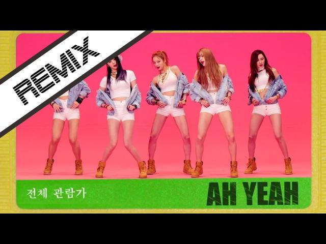 EXID - Ah Yeah   Areia Kpop Remix 173