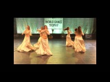 Bellysimo Oriental Dance Company by Simona MInisini_ITALY  @ 34° WDT_ Oriental Classic 2016