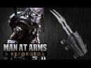 Predator Blades Alien vs Predator MAN AT ARMS REFORGED
