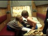 Prykoli. В поезде. Сынок проводницы проспал в школу. Смотреть обязательно