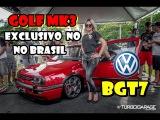 Golf MK3 20th exclusivo no Brasil - Juts Imports - Bubble Gun Treffen 7