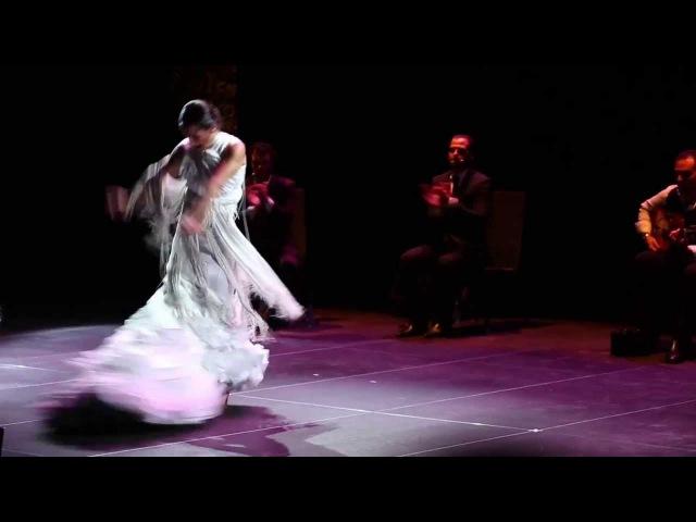 Baile de Palabra Mercedes Ruiz Flamenco Théâtre Robinson Mandelieu 07 09 13