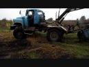 Самодельный трактор -ГАЗ Боженовых