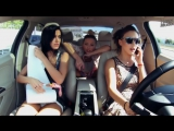 Watch These Hot Russian Girls Get High In The Car