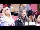160402 Momo, Sana, Mina - LG Twins Baseball