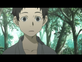 Мастер Муши 1 / Mushishi 01 [Anything Group]