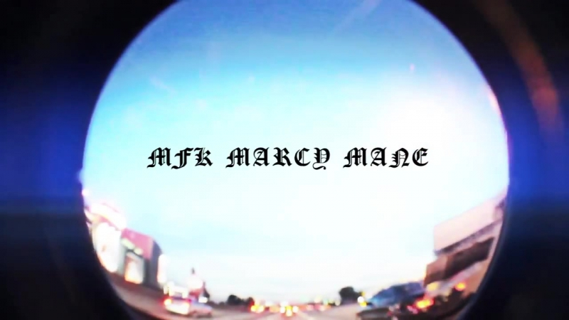 MFK Marcy Mane LuckaLeannn - Ridee Arounnd Ya Townn (Official Video)