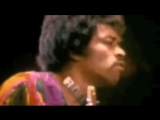 Jimi Hendrix - All Along The Watchtower. Live1968.