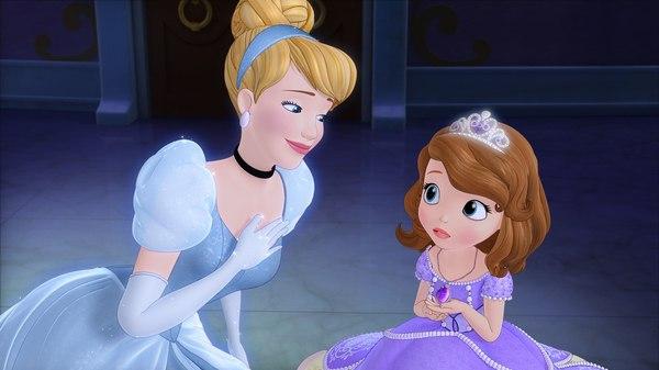 La princesa Sofia 1 Erase una vez una princesa