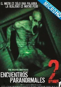 Fenómeno Siniestro 2(Grave Encounters 2)  Encuentros Paranormales 2
