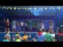 Вожатский танец (игра с залом-а рыба в море плавает) Июль.2015 год