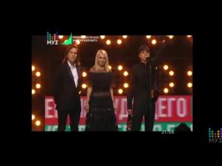 Никита Алексеев прорыв года на Премии Муз тв 2016