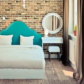 фото маленькая спальня