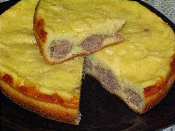 Пирог быстро и вкусно в мультиварке рецепты с фото