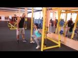 Как накачать ноги и ягодицы: тренировка для девушек