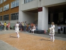Чукотский танец в школе