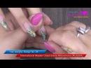 Видеоурок моделирования и дизайна ногтей №28