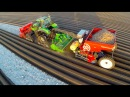 Potato Planting | Deutz-Fahr Agrotron 7250 TTV on Row-Crop Tracks Dewulf Miedema belt planter