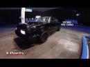 VW Golf 2 VR6 Turbo acceleration MKII 1000hp 200mph 325km/h