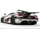 Автомобили мечты 22 Koenigsegg One 1