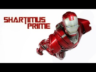Hot Toys Silver Centurion Iron Man 3 MMS 213 Movie Masterpiece Action Figure Review