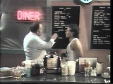 Jonathan Winters and Robin Williams Eddie's Diner
