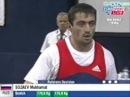Frank Rothwell's Olympic Weightlifting History 2005 Mukhamat Sozaev 94 Kg Silver