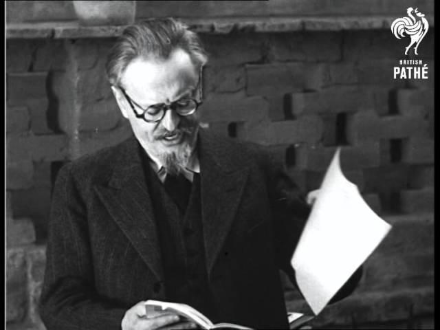 Trotsky Speech In Mexico 1930 1939