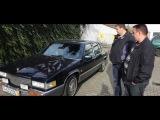 Обзор Cadillac DeVille 1990 года