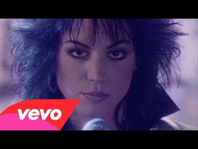 Joan Jett, The Blackhearts - I Hate Myself for Loving You