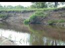 Ловля голавля в микроречке на воблеры Yo zuri L Minnow Chub of small rivers