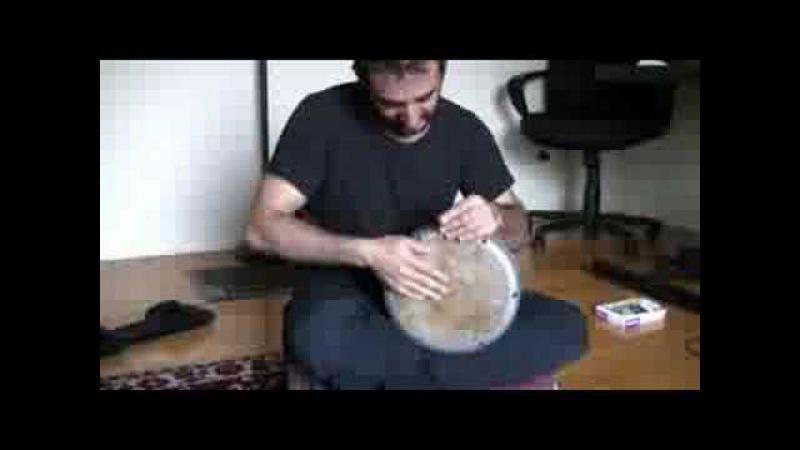 Faisal Zedan показывает технику разделения рук независимой игры