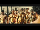 I Movie more risk fighting scene in indian cinemas