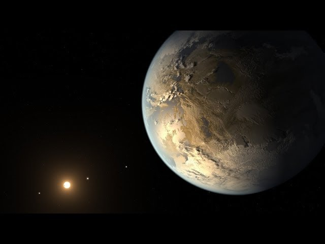 NASA's Kepler Discovers First Earth Size Planet In The Habitable Zone of Another Star