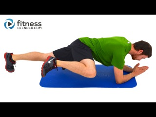 Advanced Core Burning Workout - Challenging 20 Minute Abs and Obliques Workout