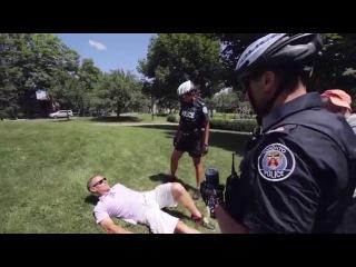Полиция Торонто говорит по-русски №7
