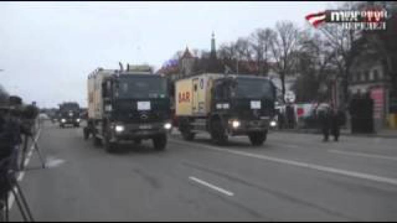 Латвия парад пиздец