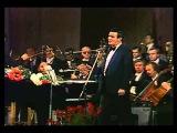 Муслим Магомаев - За высокими горами (1986 муз. Матвея Блантера - ст. Ильи Сельвинского)