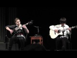 Sungha Jung and Gabriella Quevedo plays Billie Jean by Michael Jackson