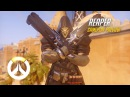 Overwatch: Reaper Gameplay Preview (EU)