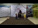 Моя крестная доченька!Маленькая актриса! Государственный детский сад №107 в ТРК «Ташрабат»!